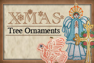 Xmas Ornaments Small